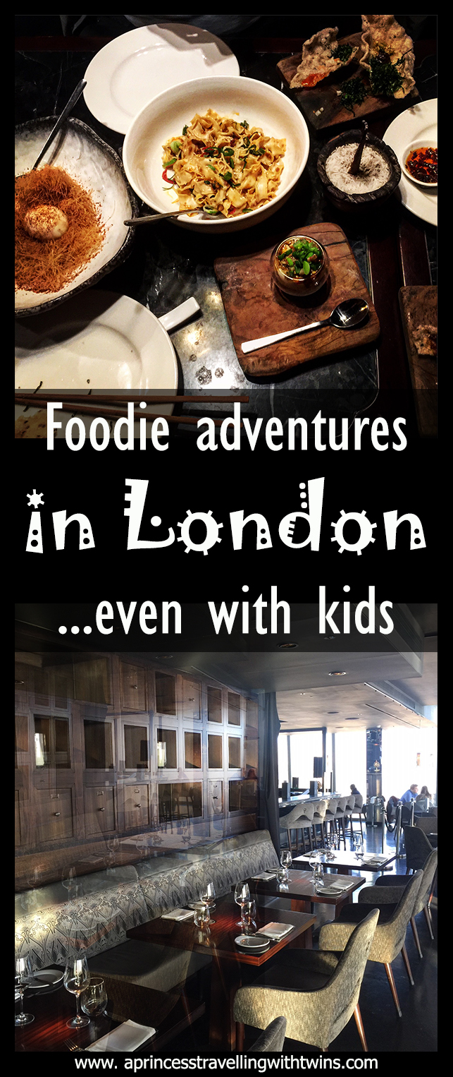 Even with kids you can still experience some cool foodie restaurants in London, here my toplist and some tips to make it stress free. #coolrestaurantslondon #restaurantslondonwithkids #foodielondon