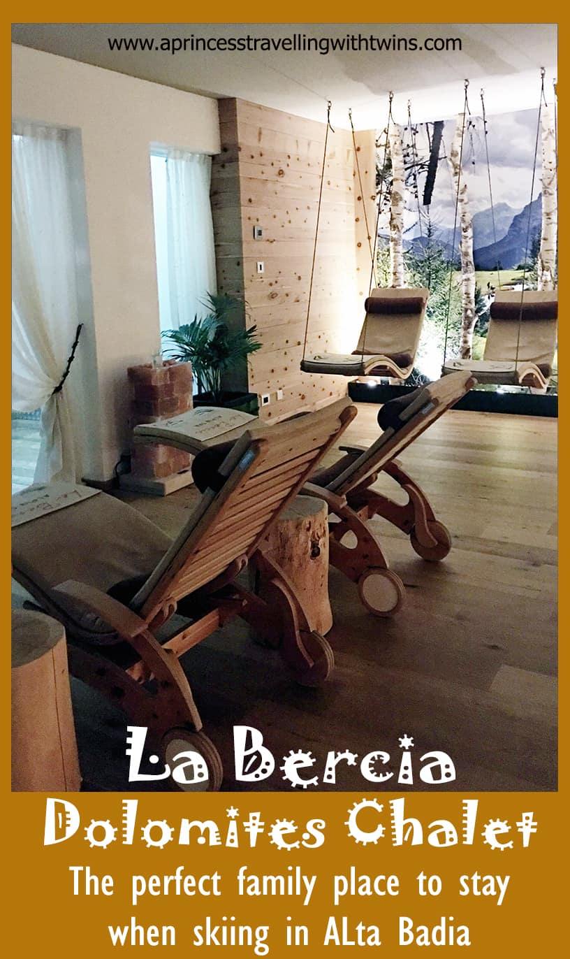 Are you considering to go skiing or hiking in ALta Badia on the Dolomites? Then La Bercia Dolomites chalet could be the perfect place to stay with your family.