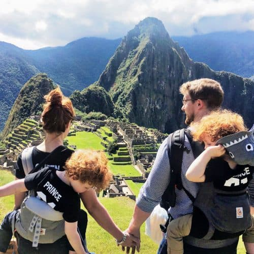 Machu Picchu: even if you have seen million of pictures before, when you arrive there it is still breathtaking