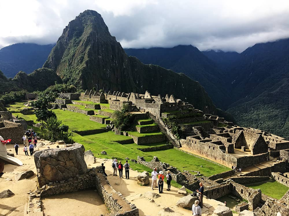 Machu Picchu: how many pictures are too many?