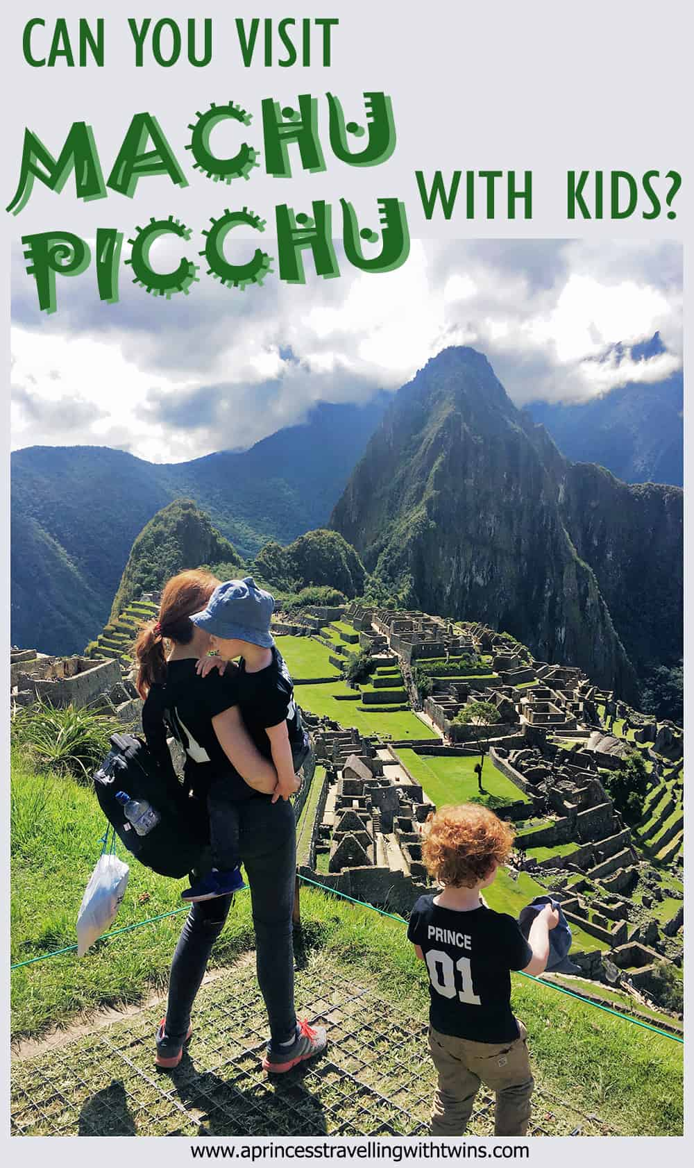 Can you visit Machu Picchu with kids?