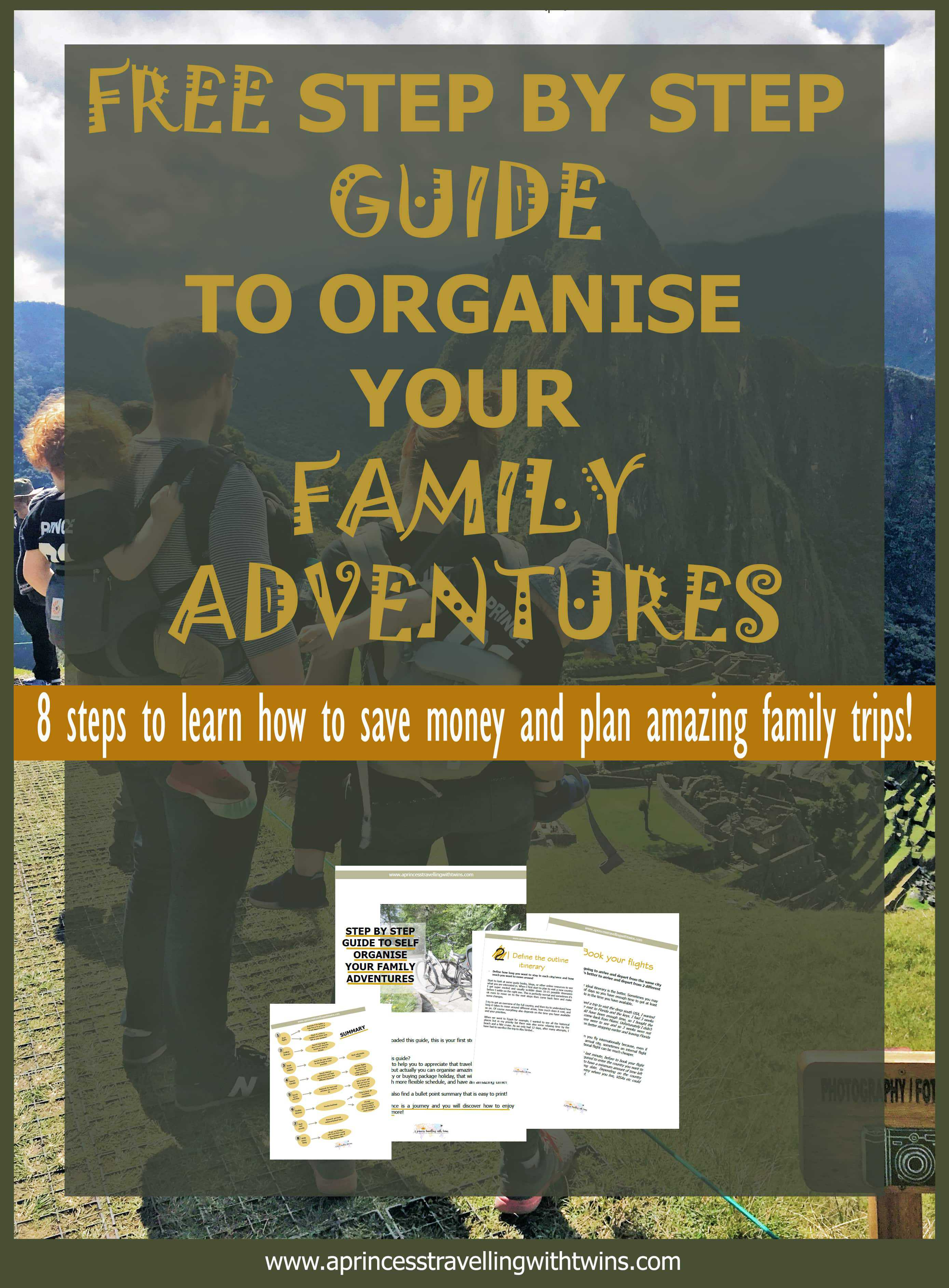 Travelling with small kids is not just possible but actually you can organise amazing trips, without the help of travel agency or buying package holiday, you can save money and have even more fun. Everybody ask me how we do so I put together a guide with all steps I always follow to plan our adventures!