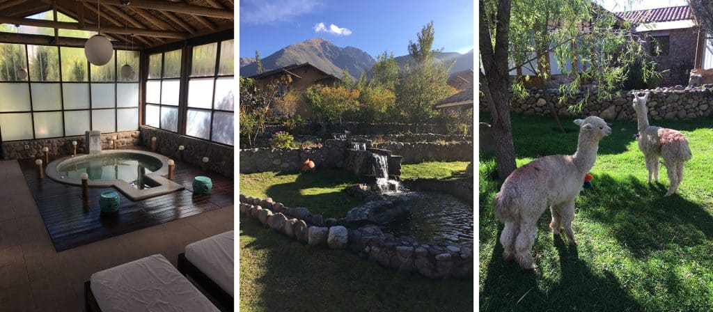 Tierra viva Valle del Sagrado Urubamba: gardens and spa